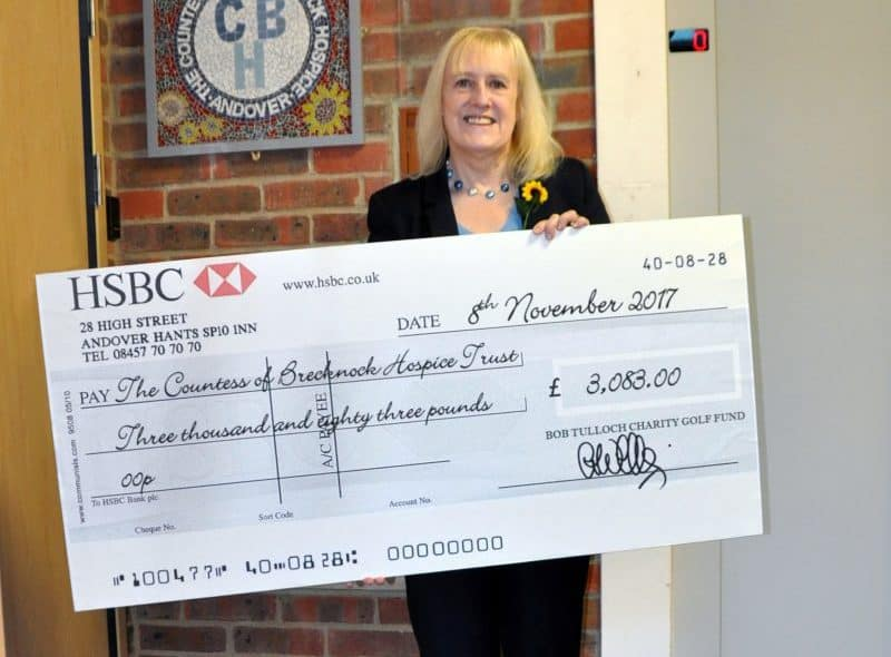 Make a Donation - The Countess of Brecknock Hospice