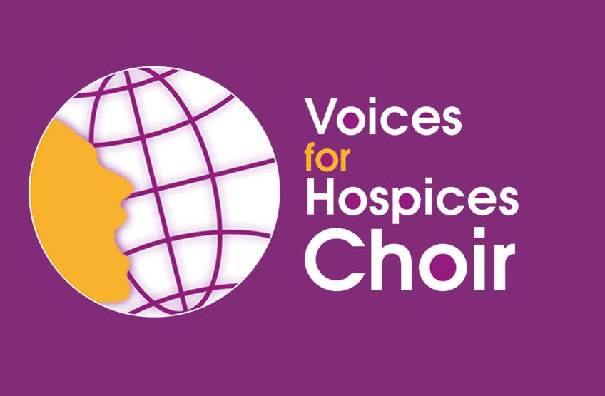 Voices for Hospice Choir Logo