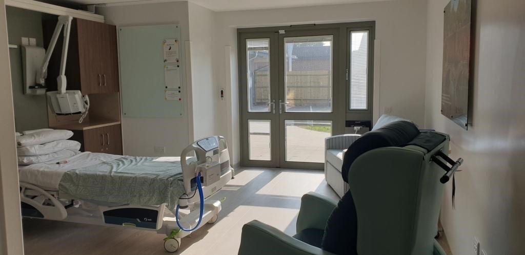 Patients Bedroom