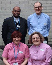 HHFT Chaplaincy Team