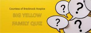 Big Yellow Family Quiz Logo